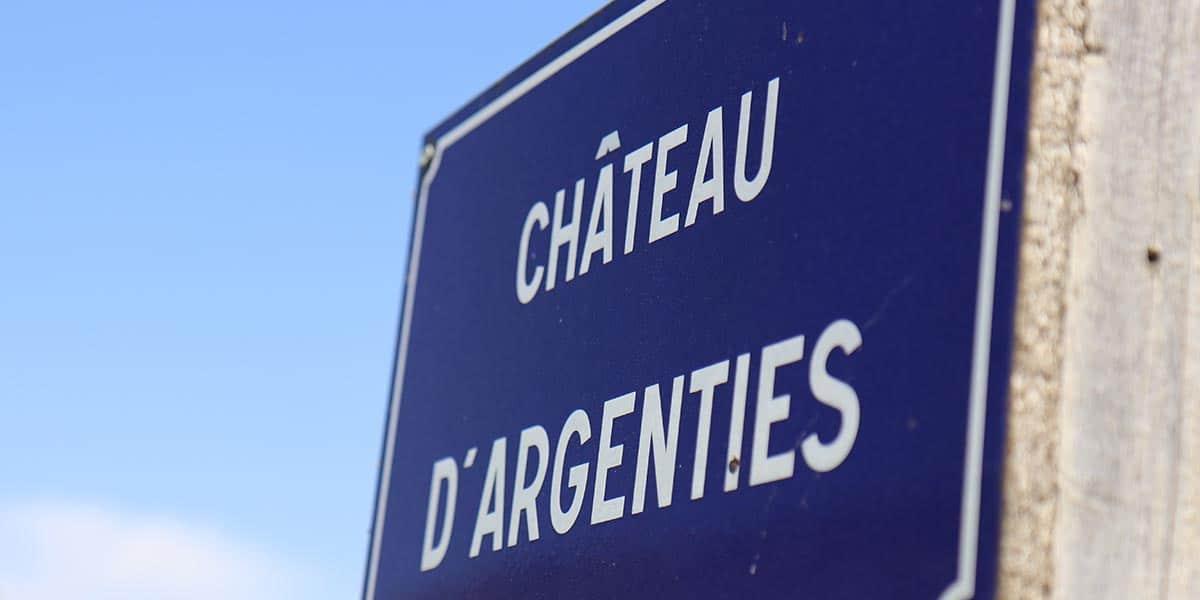 Château Argenties | Le Château